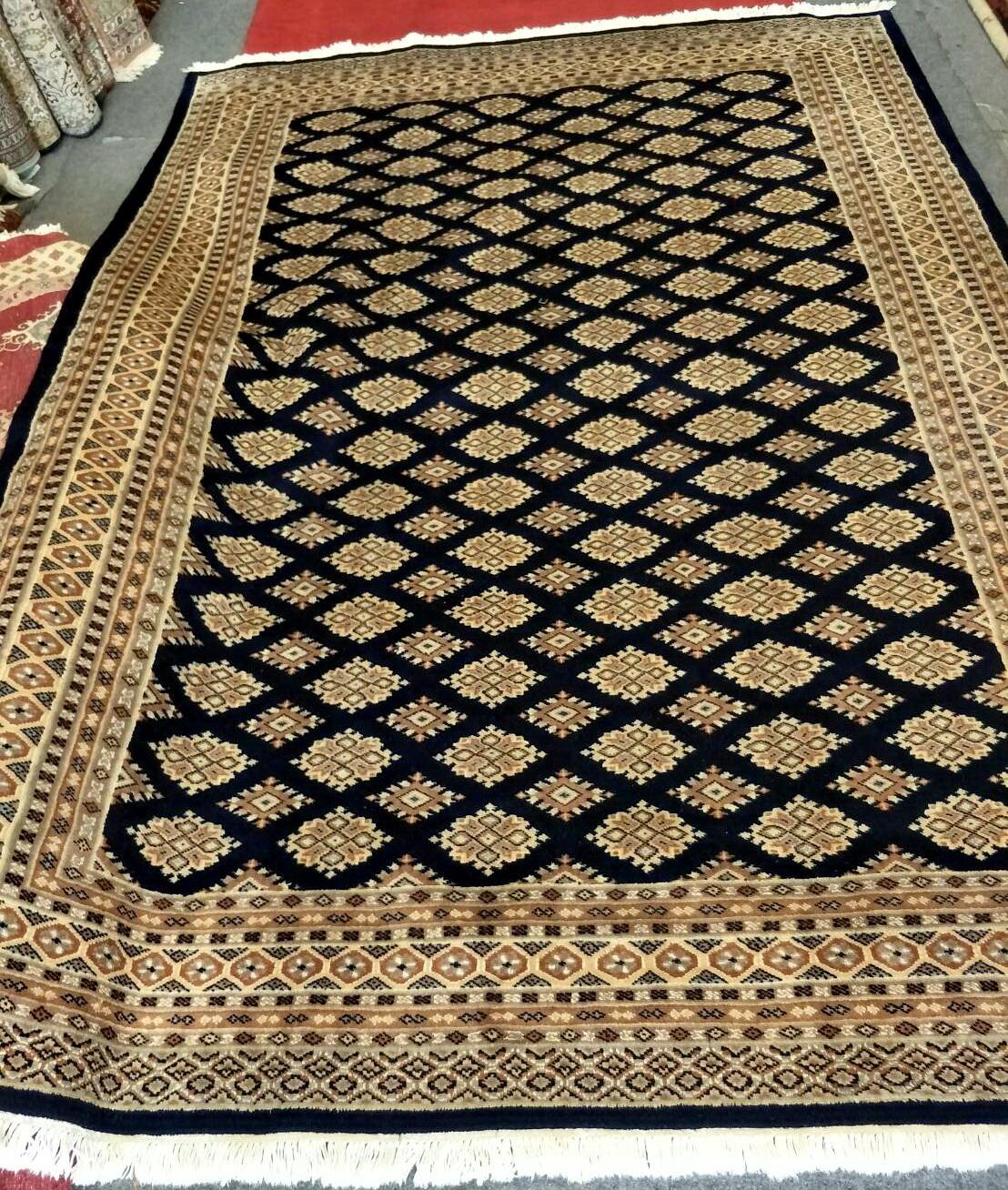 Wool & Silk Rugs